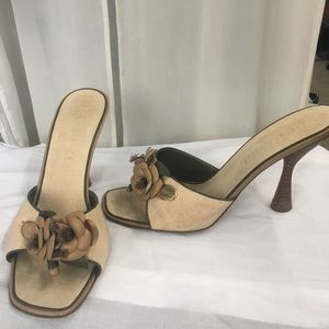 CHANEL Shoes - *SOLD* Light brown Chanel sandals